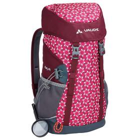VAUDE Puck 14 rugzak Kinderen roze/rood